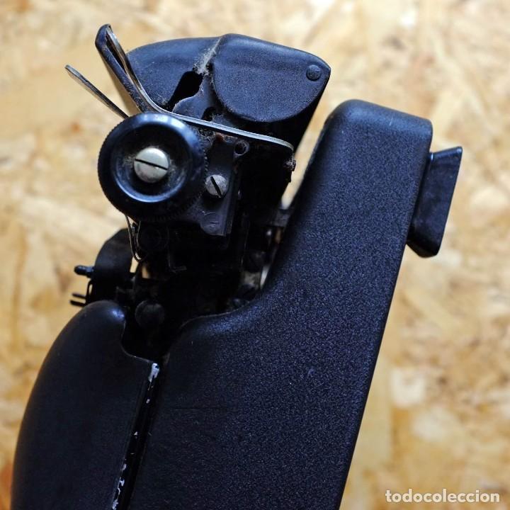 Antigüedades: Máquina de escribir Remington Rand Deluxe Model 5 - Foto 7 - 176539192