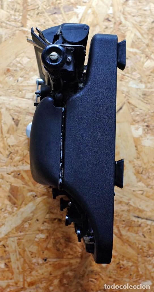 Antigüedades: Máquina de escribir Remington Rand Deluxe Model 5 - Foto 8 - 176539192