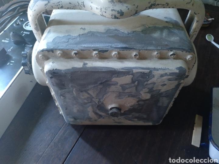 Antigüedades: Trophy rayos x consola, mandos y lámpara - Foto 3 - 176557242