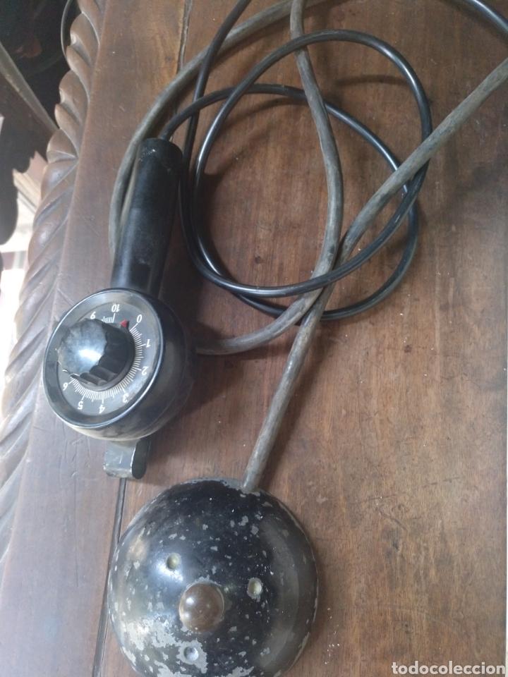 Antigüedades: Trophy rayos x consola, mandos y lámpara - Foto 7 - 176557242