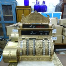 Antigüedades: CAJA REGISTRADORA NATIONAL MOD.442 AÑO 1915. Lote 176571780