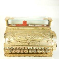 Antigüedades: CAJA REGISTRADORA NATIONAL MOD. 41 1/4 AÑO 1895. Lote 176573500