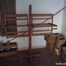 Antigüedades: ANTIGUA MAQUINA MADEJADORA MANUAL.. Lote 176601732