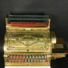 Antigüedades: CAJA REGISTRADORA NATIONAL 345-G AÑO 1895. Lote 176667750