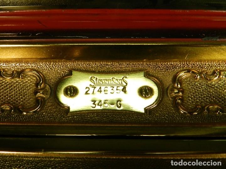 Antigüedades: CAJA REGISTRADORA NATIONAL 345-G AÑO 1895 - Foto 6 - 176667750