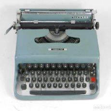 Antigüedades: MAQUINA DE ESCRIBIR OLIVETTI LETTERA 22 AÑO 1960 TYPEWRITER SCRHEIBMASCNINE. Lote 176672718