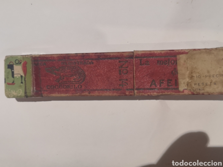 Antigüedades: Navaja de afeitar effax razor - Foto 2 - 176685397