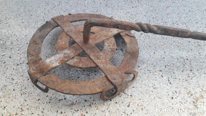Antigüedades: Trebede forja - Foto 2 - 176703083