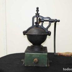 Antigüedades: ANTIGUO MOLINILLO DE CAFÉ EN HIERRO FUNDIDO MARCA PEUGEOT 2. Lote 176722683