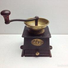 Antigüedades: ANTIGUO MOLINILLO DE CAFE INGLES - A.HENRICK & SONS. Lote 176814303