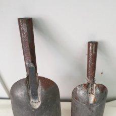 Antigüedades: PALAS DE MEDIR HARINA. Lote 176828007