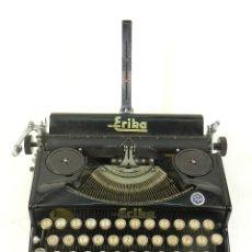Antigüedades: MAQUINA DE ESCRIBIR ERIKA 5 AÑO 1937 TYPEWRITER SCRHEIBMASCNINE. Lote 176838098