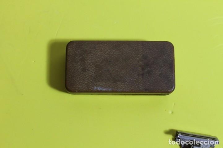 Antigüedades: MAQUINILLA EVERSHARP SHICK CON ESTUCHE ORIGINAL - Foto 7 - 176863354