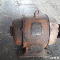 Antigüedades: MOTOR ELÉCTRICO ASEA SVASTICA. Lote 177000814