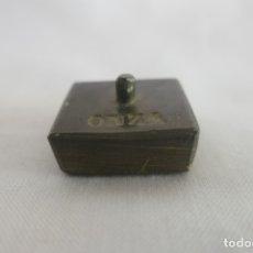 Antigüedades: PESA MONETARIA DE 1 ONZA . Lote 177066023