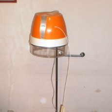 Antigüedades: ROWENTA EK-06 (800W / 220V) . SECADOR DE PELO VINTAGE PORTÁTIL AÑOS 1970. Lote 177071259