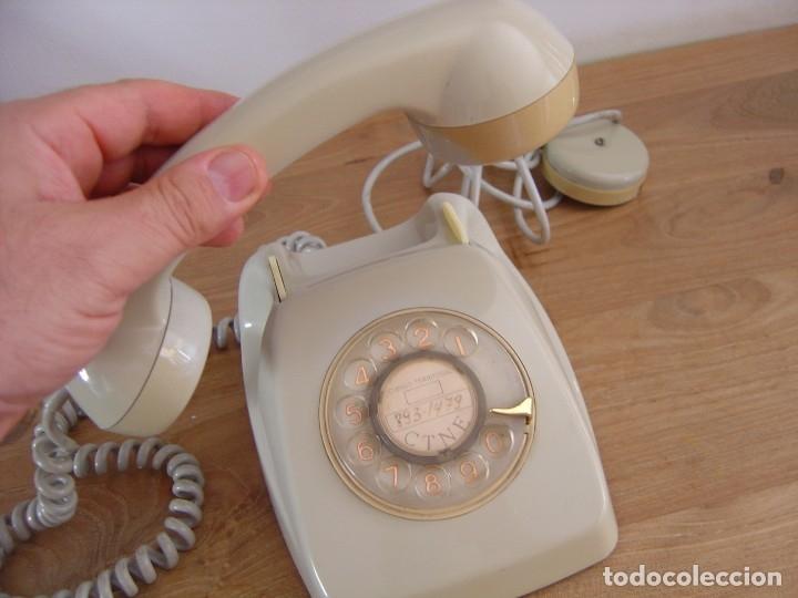 Teléfonos: TELÉFONO MODELO HERALDO. FUNCIONANDO. EXCELENTE ESTADO. - Foto 2 - 177204345