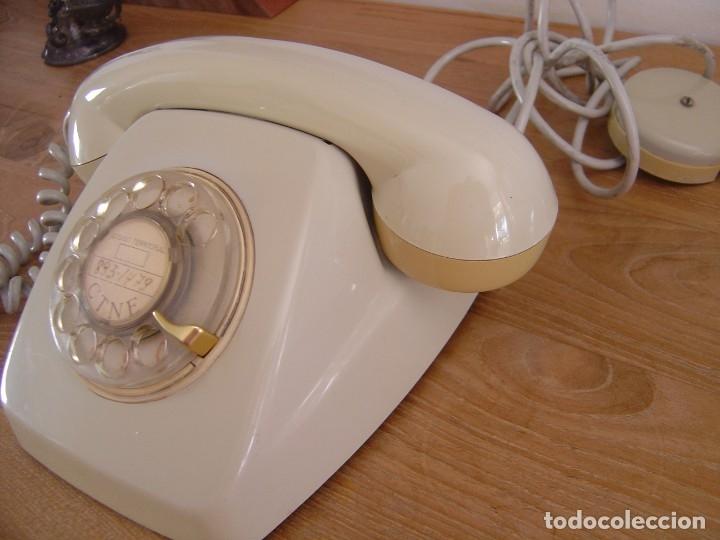 Teléfonos: TELÉFONO MODELO HERALDO. FUNCIONANDO. EXCELENTE ESTADO. - Foto 3 - 177204345