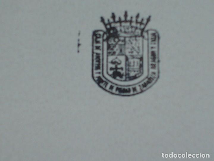 Antigüedades: ANTIGUO SELLO, TAMPÓN EN MADERA DE IBERCAJA - Foto 5 - 177316204