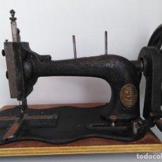 Antigüedades: ANTIGUA MAQUINA DE COSER WERTHEIM CIRCA 1900. Lote 177270839