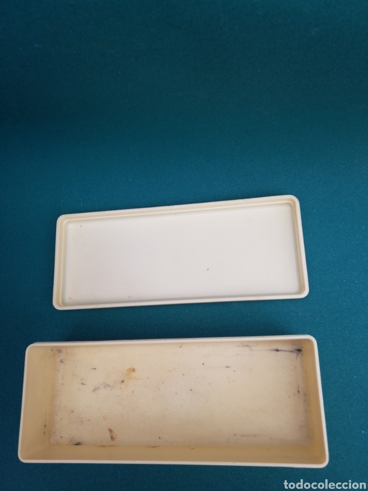 Antigüedades: SIGMA - CAJA DE PLÁSTICO PARA ACCESORIOS - Foto 3 - 177380499