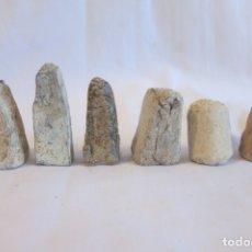 Antigüedades: PESOS DE PLOMO. Lote 177383374