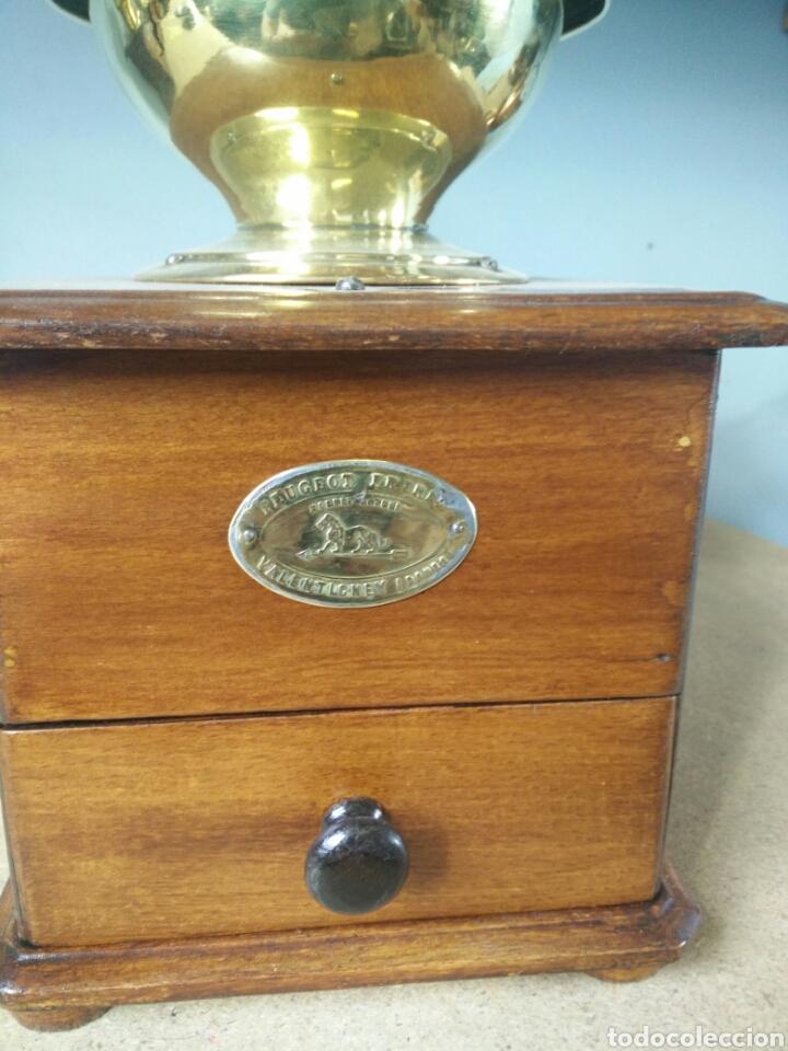 Antigüedades: Molinillo de café - Foto 2 - 177402438