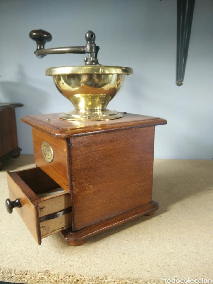 Antigüedades: Molinillo de café - Foto 3 - 177402438