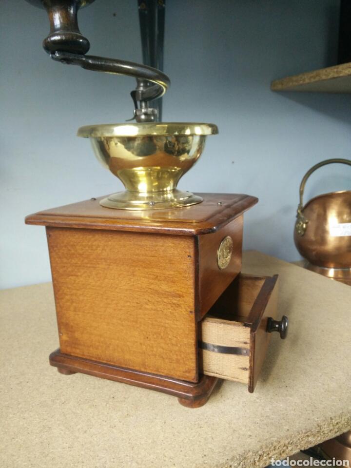 Antigüedades: Molinillo de café - Foto 4 - 177402438