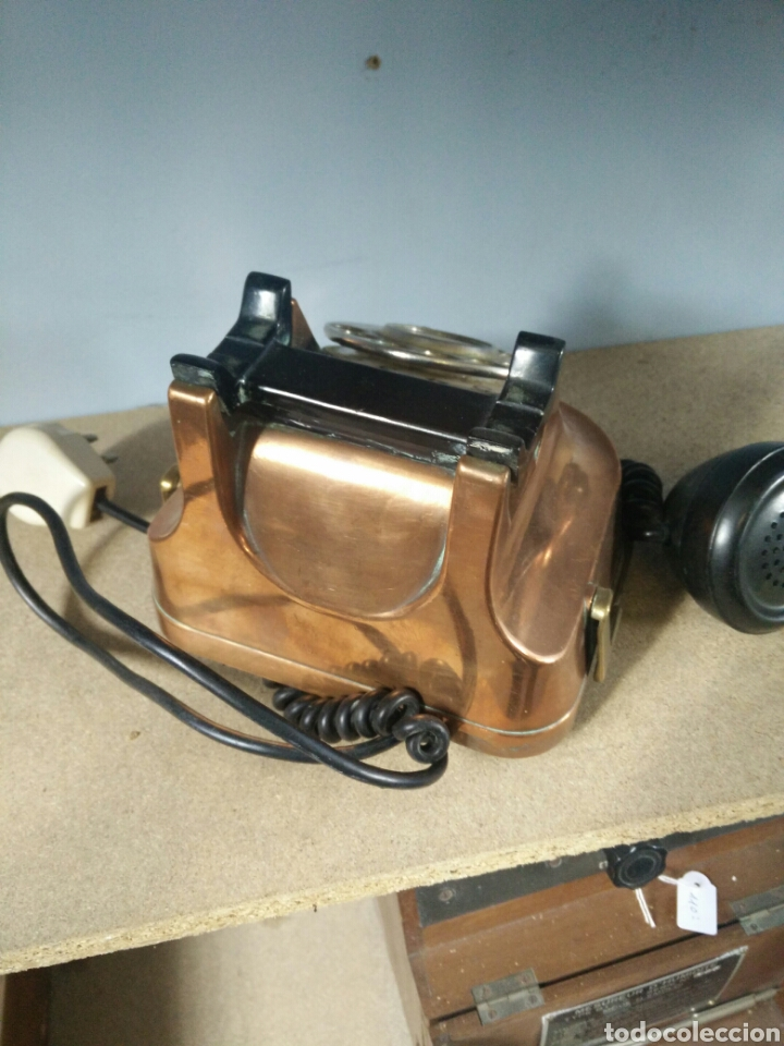 Teléfonos: Telefono antiguo - Foto 3 - 177403345