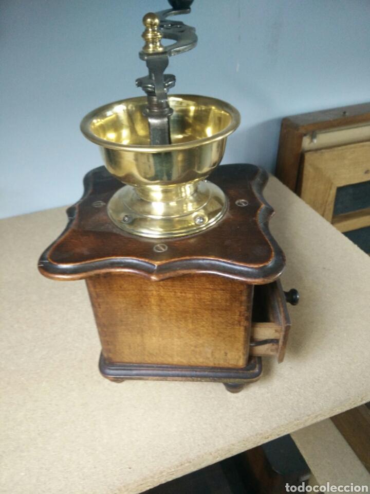 Antigüedades: Molinillo de café - Foto 3 - 177404040