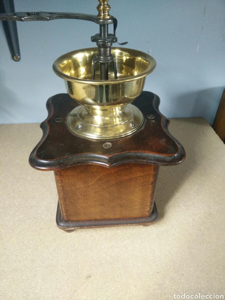 Antigüedades: Molinillo de café - Foto 4 - 177404040