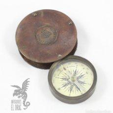 Antigüedades: COMPÁS BRÚJULA MARÍTIMA. Lote 177549294