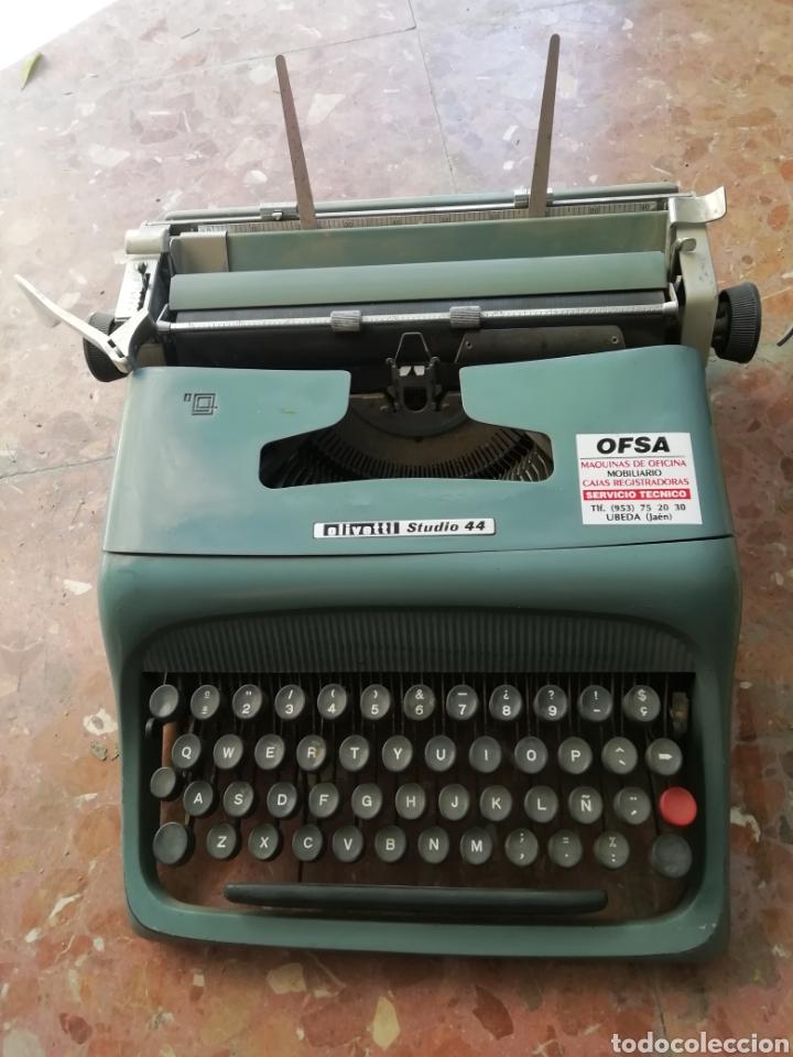 Antigüedades: Lote de 3 máquinas de escribir - Foto 2 - 177576514
