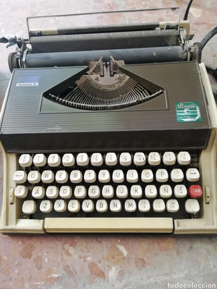 Antigüedades: Lote de 3 máquinas de escribir - Foto 4 - 177576514