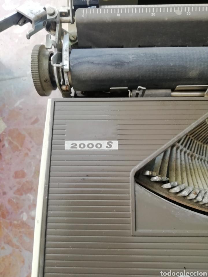 Antigüedades: Lote de 3 máquinas de escribir - Foto 5 - 177576514