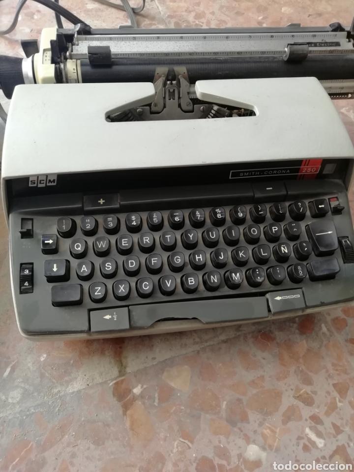 Antigüedades: Lote de 3 máquinas de escribir - Foto 6 - 177576514