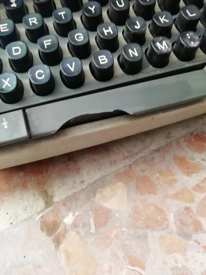 Antigüedades: Lote de 3 máquinas de escribir - Foto 8 - 177576514