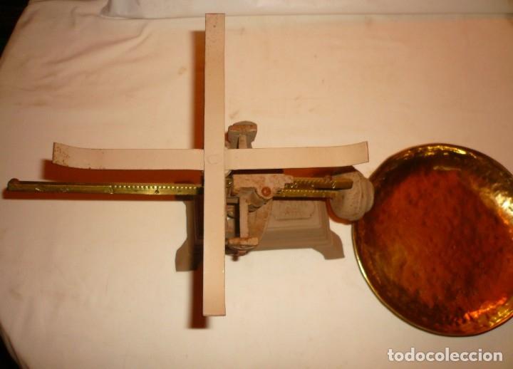 Antigüedades: BASCULA FAMI. Patent. - Foto 4 - 177616153