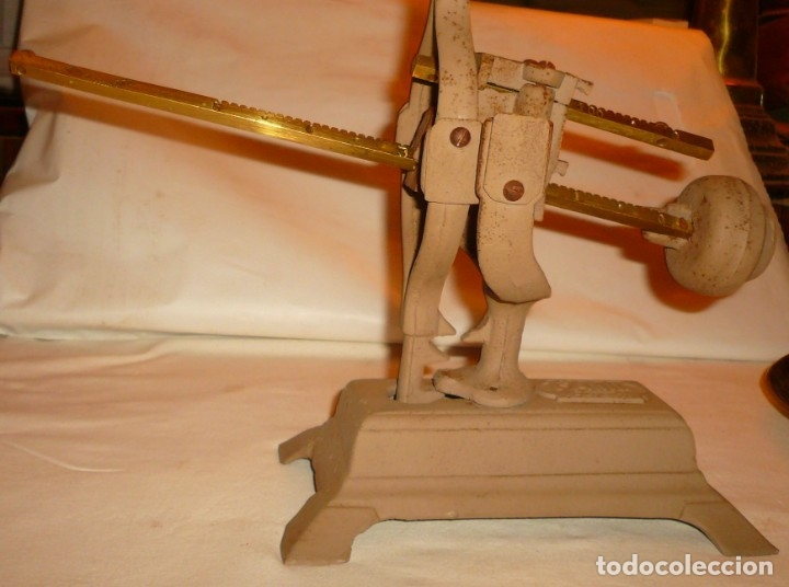 Antigüedades: BASCULA FAMI. Patent. - Foto 7 - 177616153