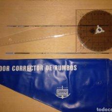 Antigüedades: TRAZADOR CORRECTOR DE RUMBOS. Lote 177641272