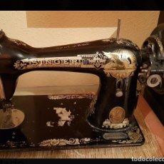 Antigüedades: MAQUINA DE COSER STINGER. Lote 177750724