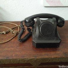 Teléfonos: TELEFONO MARCA VOROSHILOV INTERCOMUNICADOR URSS , TELEFONO INTERNO BAQUELITA.. Lote 177806777