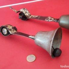 Antigüedades: LLAMADOR SERVIDUMBRE DE CAMPANA. Lote 177946079