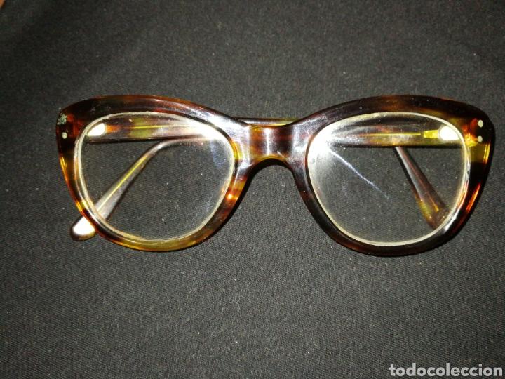 GAFAS AÑOS 50,RETRO BAQUELITA (Antigüedades - Técnicas - Instrumentos Ópticos - Gafas Antiguas)