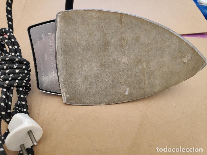 Antigüedades: Plancha Rowenta sin uso - De colección muy bonita - Foto 4 - 178177915