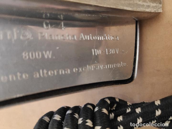 Antigüedades: Plancha Rowenta sin uso - De colección muy bonita - Foto 6 - 178177915