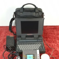 Antigüedades: ORDENADOR PERSONAL HIGHSCREEN. 486-DX 33. DOS. 40MB HDD. RAM 40 MB. ALEMANIA. . Lote 178204230