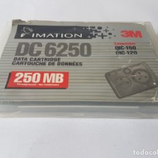 Antigüedades: DATA CARTRIDGE TAPE 3M DC600A 60MB. Lote 178235382
