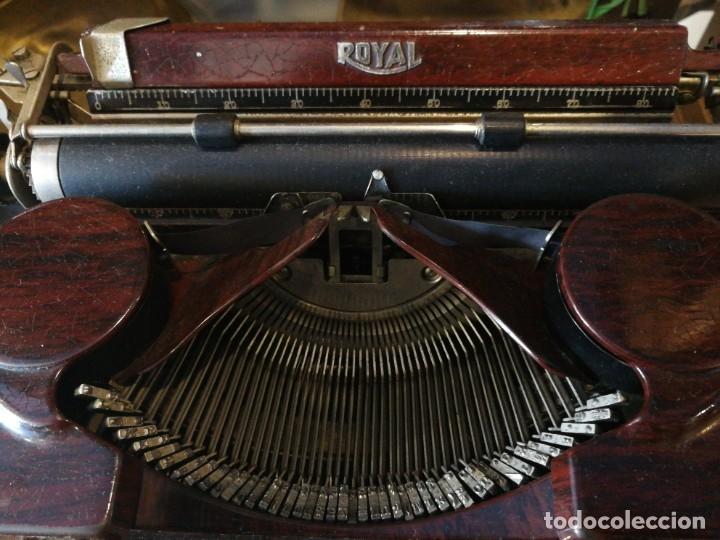 Antigüedades: Máquina escribir antigua - Foto 2 - 178258372